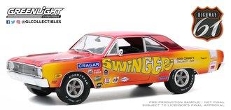 "1:18 1969 Dodge Dart 240 Swinger ""Car Craft Project Car"""