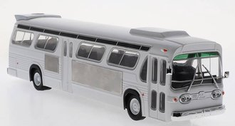 1:43 GM TDH-5303 Transit Bus (Blank White)