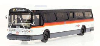 "1:43 GM TDH 5303 Transit Bus ""Los Angeles RTD"""