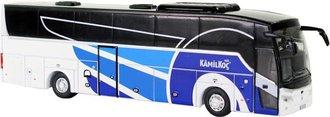 1:87 Temsa TS 35E Maraton Motorcoach (Blue/White)
