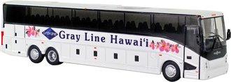 "1:87 Van Hool CX-45 Motorcoach ""Gray Lines Hawaii"""