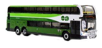 "1:87 Alexander Dennis Enviro 500 Double Decker Bus ""GO Transit"""