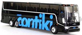 """1:87 Van Hool TX-45 Bus """"Contiki Tours"""""""