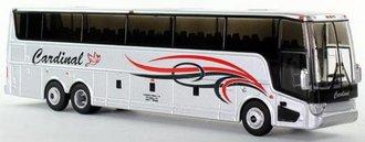 """1:87 Van Hool TX-45 Bus """"Cardinal"""""""