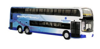 1:87 Alexander Dennis Enviro 500 Double Decker Bus (Corporate Version)