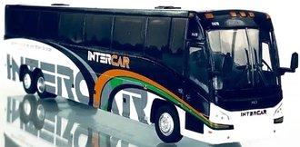 "1:87 MCI J4500 Motorcoach ""InterCar"""