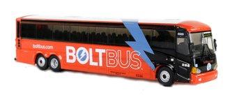 """1:87 2016 MCI D4505 Motorcoach """"Bolt Bus - Washington, DC"""""""