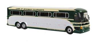 """1:87 2016 MCI D4505 Motorcoach """"Bieber Tourways"""""""