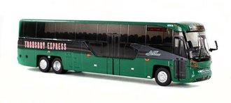 "1:87 MCI D45 CRT LE Transit Bus ""AC Transit San Francisco"""