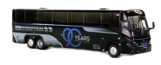 "1:87 MCI J4500 Motorcoach ""Arrow 90th Anniversary"""
