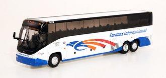 """1:87 MCI J4500 Bus """"Turimex Internacional"""""""