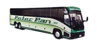 "1:87 MCI J4500 Motorcoach ""Peter Pan"""