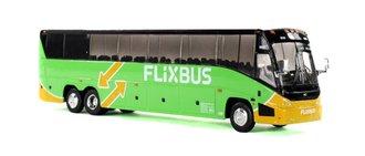 "1:87 MCI J4500 Motorcoach ""Flixbus - Las Vegas"""