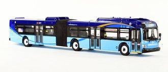 "1:87 New Flyer XD60 Articulated Bus ""MTA New York City SelectBus"""