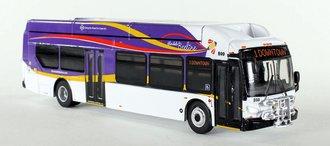 "1:87 New Flyer xcelsior XN40 Transit Bus ""Glendale, CA"""