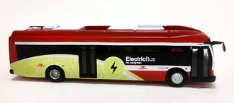 "1:87 New Flyer xcelsior XE40 Electric Transit Bus ""TTC Toronto"""