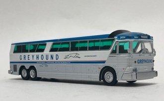 "1:87 MCI MC-7 Challenger Motorcoach ""Greyhound SceniCruiser - Phoenix"""
