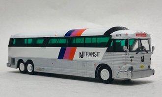 "1:87 MCI MC-7 Challenger Motorcoach ""NJ Transit-Destination - Casino Express"""