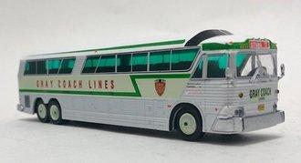 "1:87 MCI MC-7 Challenger Motorcoach ""Gray Coach Lines - Ottawa"""