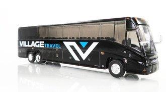 "1:87 MCI J4500 Motorcoach""Village Travel"""