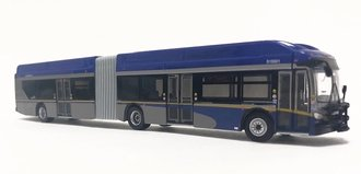"1:87 New Flyer xcelsior XN60 Articulated Bus ""Translink Vancouver Rapidbus"""