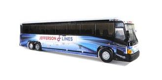 "1:87 MCI D4505 Motorcoach ""Jefferson Lines"""