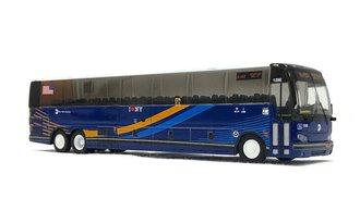"""1:87 Prevost X3-45 Suburban Coach """"MTA New York City"""""""