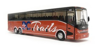 "1:87 Van Hool CX-45 Motorcoach ""DC Trails"""