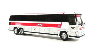 "1:87 1984 MCI MC-9 Motorcoach ""Trailways"""