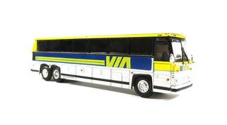 "1:87 1984 MCI MC-9 Motorcoach ""Via Rail Canada"""