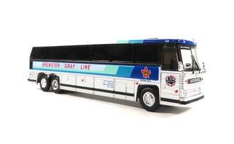 "1:87 1984 MCI MC-9 Motorcoach ""Brewster Grayline"""