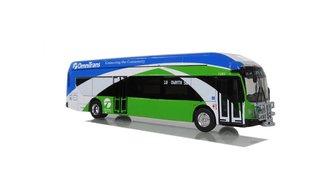 "1:87 New Flyer xcelsior XN40 Transit Bus ""OMITrans San Bernardino"""