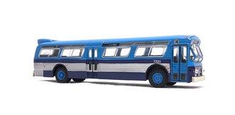 "1:87 1979 Flxible 53102 Transit Bus ""MTA New York City"" (Blue)"