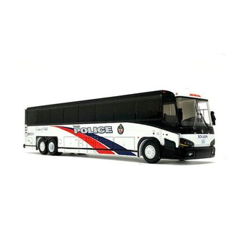 "1:87 MCI D4505 Motorcoach ""Toronto Police Service"""