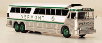 "1:87 1970 MCI MC-7 Challenger Motorcoach ""Vermont Transit Lines"""