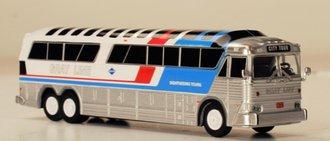 "1:87 1970 MCI MC-7 Challenger Motorcoach ""Grayline Sightseeing"""
