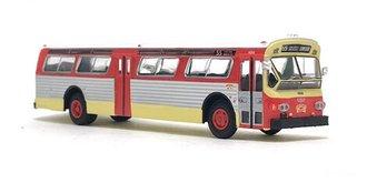 """1:87 1979 Flxible 53102 Transit Bus """"Sacramento"""""""