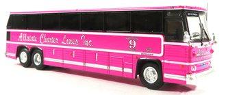 "1:87 1980 MCI MC-9 Crusader II Intercity Coach ""Allstate Charter Lines"""