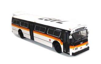 "1:87 1980 Flxible 53102 Transit Bus ""Los Angeles RTD"" (Bandit Scheme)"