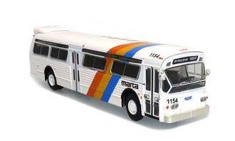 """1:87 1980 Flxible 53102 Transit Bus """"Marta - Atlanta"""""""
