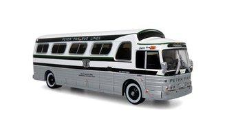 "1:87 1966 GM 4107 Coach ""Peter Pan - Providence, RI"""