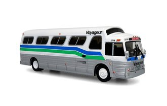 """1:87 1966 GM 4107 Coach """"Voyageur Colonial - Montreal Express"""""""