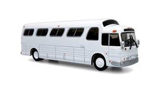 1:87 1958 GM 4107 Coach (Blank White)