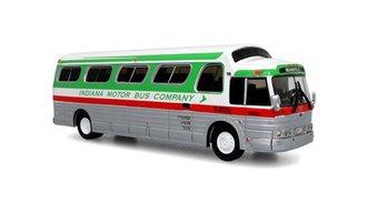 "1:87 1966 GM 4107 Coach ""Indiana Motor Coach Co. - Indianapolis"""