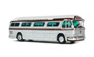 "1:87 1958 GM PD4104 Coach ""Tres Estrellas - Tijuana, Mexico"""