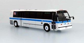 """1:87 TMC RTS Transit Bus """"MTA NYC"""""""