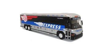 "1:87 MCI D4505 595 Coach ""Express"""