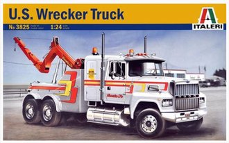 U.S. Wrecker (Model Kit)
