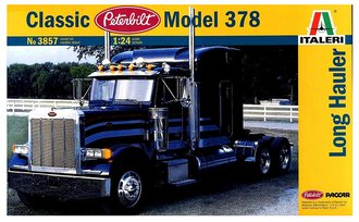 Peterbilt 378 Long Hauler (Model Kit)