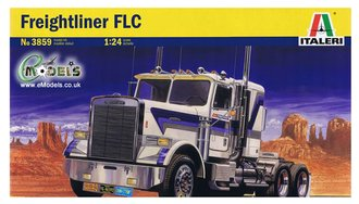 Freightliner FLC Tractor (Model Kit)